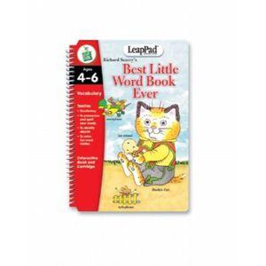 Livre 3-6 ANS Leapfrog LeapPad livre: Richard Scarry meilleur pe