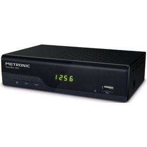 RÉCEPTEUR - DÉCODEUR   METRONIC 441374 TouchBox HD3 Terminal satellite DV