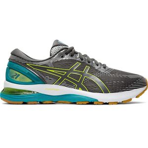 CHAUSSURES DE RUNNING Chaussures De Running ASICS K5UGJ Gel-Nimbus 21 Ch