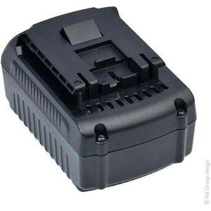 BATTERIE MACHINE OUTIL Batterie visseuse, perceuse, perforateur, ... 18V