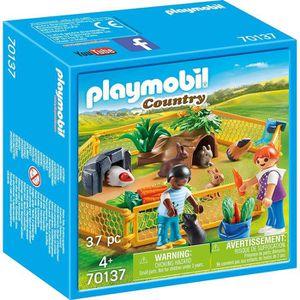 UNIVERS MINIATURE PLAYMOBIL 70137 - Country La Ferme - Enfants avec