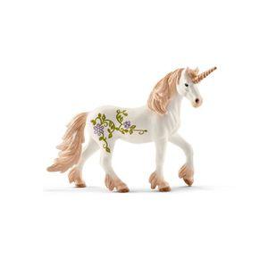 FIGURINE - PERSONNAGE SCHLEICH - Figurine 70521 Licorne, debout