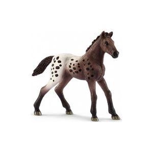 FIGURINE - PERSONNAGE SCHLEICH - Figurine 13862 Poulain Appaloosa