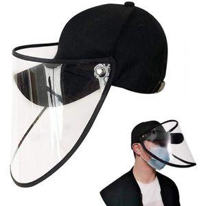 LUNETTE - VISIÈRE CHANTIER SmartLegend Chapeau de Protection Anti Capuchon An