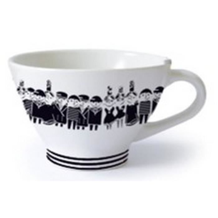 bolée à cidre breizh family noir et blanc