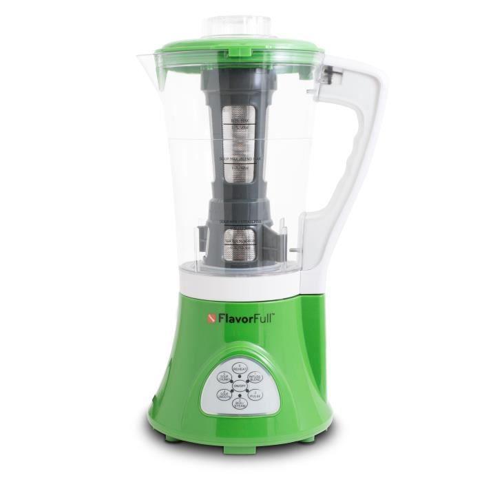 HARPER Blender chauffant - Vert / Blanc