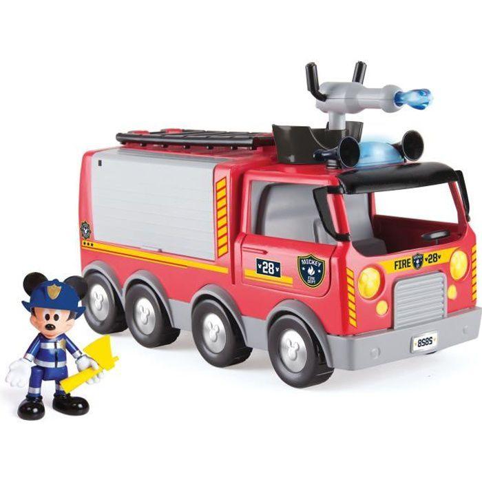 MICKEY Camion de pompier avec fonction IMT