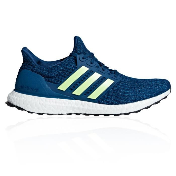 ADIDAS ORIGINALS Baskets Ultraboost - Mixte - Bleu et blanc