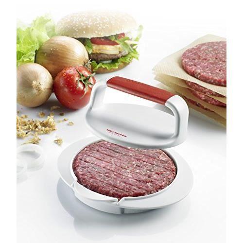 Westmark 62332260 Presse a Steak Hache et Hamburger - Diametre 11 cm 62332260