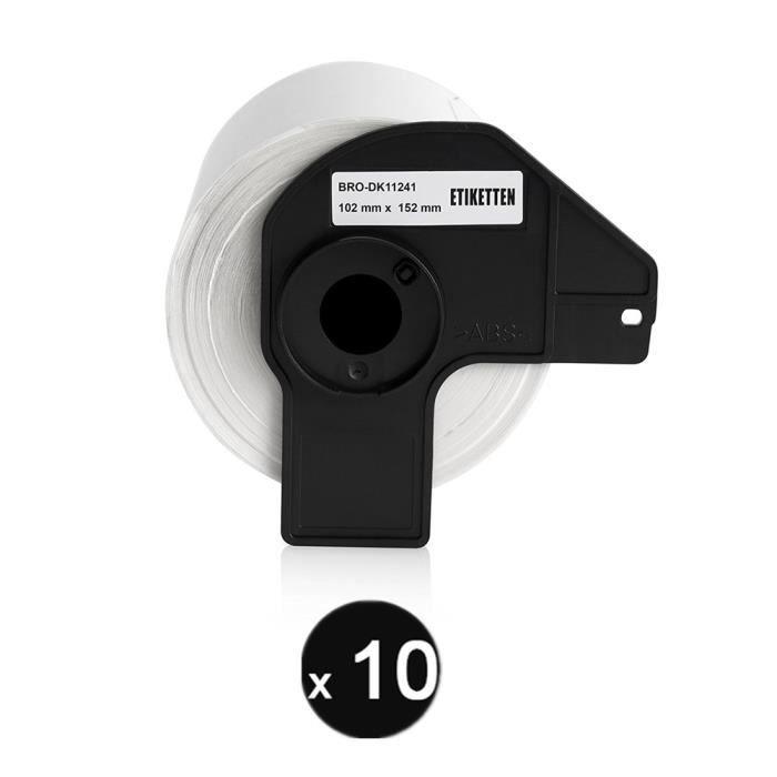 Compatible 3x DK11202 62x100mm Adresse étiquettes Pour Brother QL-810W