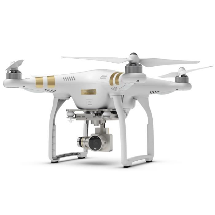 dji phantom 3 professional quadricopt re connect achat vente drone les soldes sur. Black Bedroom Furniture Sets. Home Design Ideas