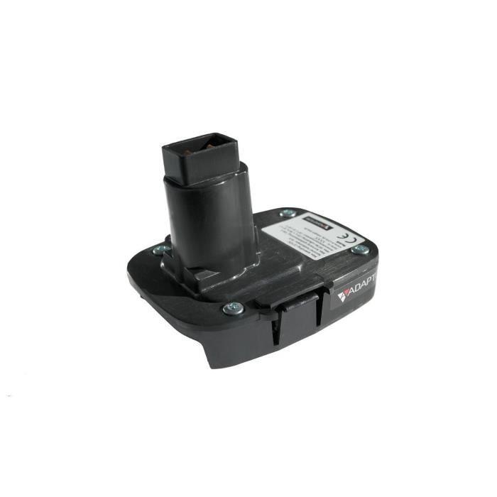 2 PACKS 18V 3.5Ah Ni-MH Batterie Remplacement pour Dewalt DC9096 DE9039 DE9095 DE9096 DE9098 DE9503 DW9095 DW9096 DW9098 Powayup