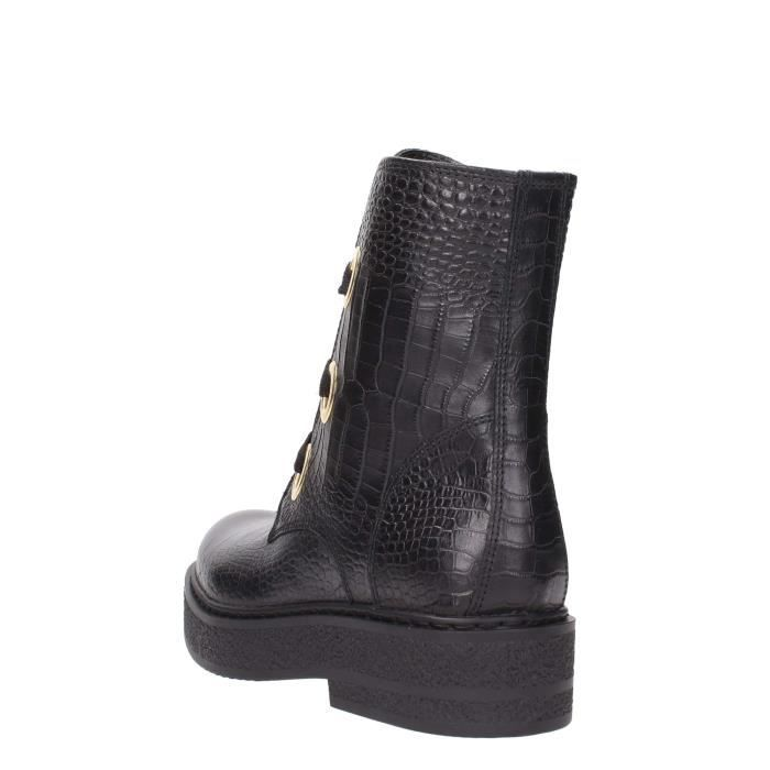 Cult Boot Femme Black/dark Grey