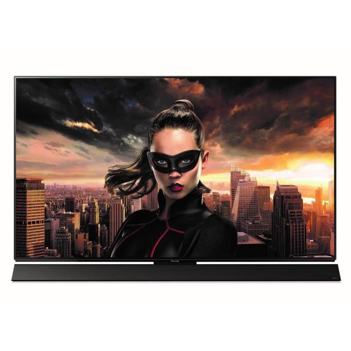 Téléviseur LED Panasonic TX-65FZ950E - TV OLED 65 pouces avec  ba