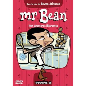 Dvd Mr Bean Vol 2 En Dvd Dessin Animé Pas Cher Alexeev