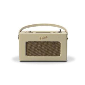 RADIO CD CASSETTE Roberts Radio RD70PCE Radio FM(RDS)-Dab-Dab+ Crème