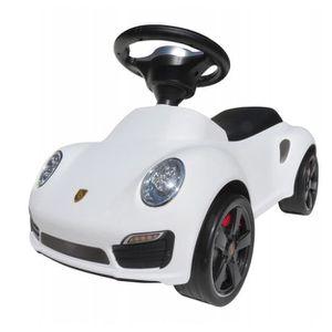 PORTEUR - POUSSEUR Porteur trotteur pousseur bébé voiture Porsche 911