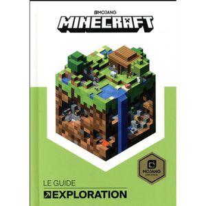 Livre Minecraft Guide Officiel
