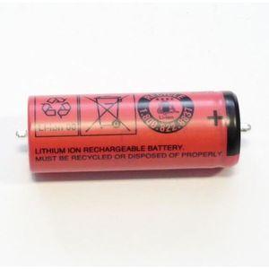 ÉPILATEUR ÉLECTRIQUE Batterie électrique Li-ion - UR18500 - Braun - réf