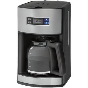 CAFETIÈRE Machine à café avec minuteur KA 3642 Inox Timer 90