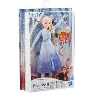 POUPÉE Disney La Reine des Neiges 2 Poupée chantante Elsa