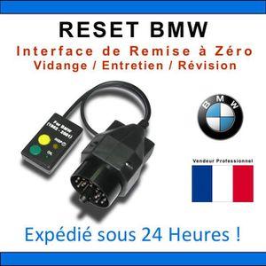 INPA RESET BMW OBD2 Interface de Remise Zéro Entretiens BMW K+DCAN MINI NCS