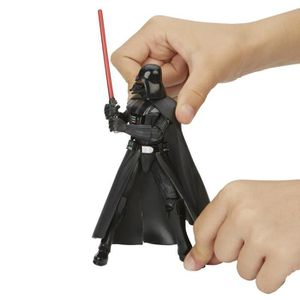 FIGURINE - PERSONNAGE Star Wars Galaxy Of Adventures - Figurine Dark Vad
