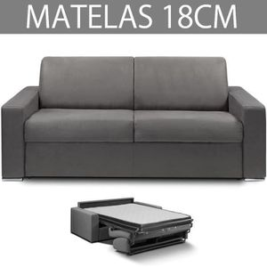 Canape Convertible Couchage Quotidien Achat Vente Pas Cher - Canape convertible quotidien