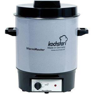 STERILISATEUR DE BOCAUX Stérilisateur électrique 2 500 + thermomètre + gri