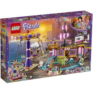 ASSEMBLAGE CONSTRUCTION LEGO® Friends 41375 Le quai de Heartlake City- Jeu