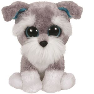 PELUCHE TY - BEANIE BOO'S Peluche Whiskers Chien 23cm