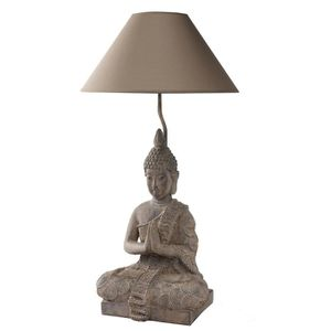 lampe bouddha achat vente lampe bouddha pas cher cdiscount. Black Bedroom Furniture Sets. Home Design Ideas