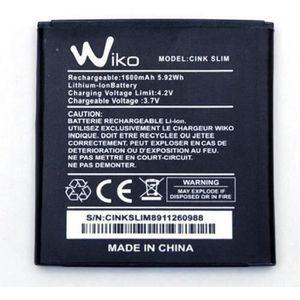 Batterie téléphone Batterie Wiko Cink Slim