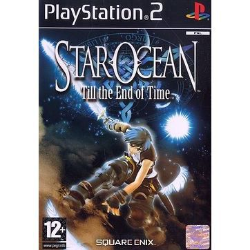 JEU PS2 STAR OCEAN 3 TILL END OF TIME