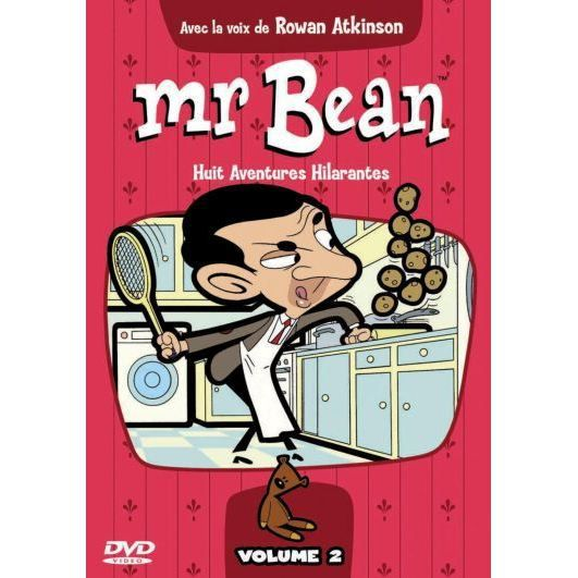 dvd mr bean vol 2 en dvd dessin anim pas cher alexeev alexei les soldes sur cdiscount. Black Bedroom Furniture Sets. Home Design Ideas