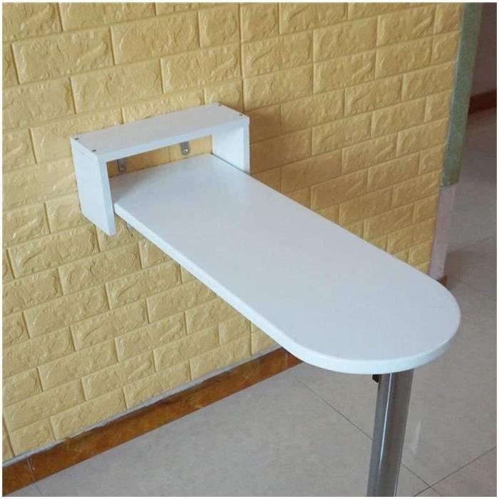 Table basse KTV bar table Mobilier de bureau dordinateur minimaliste grande table moderne contre le mur table pliante ronde tab322