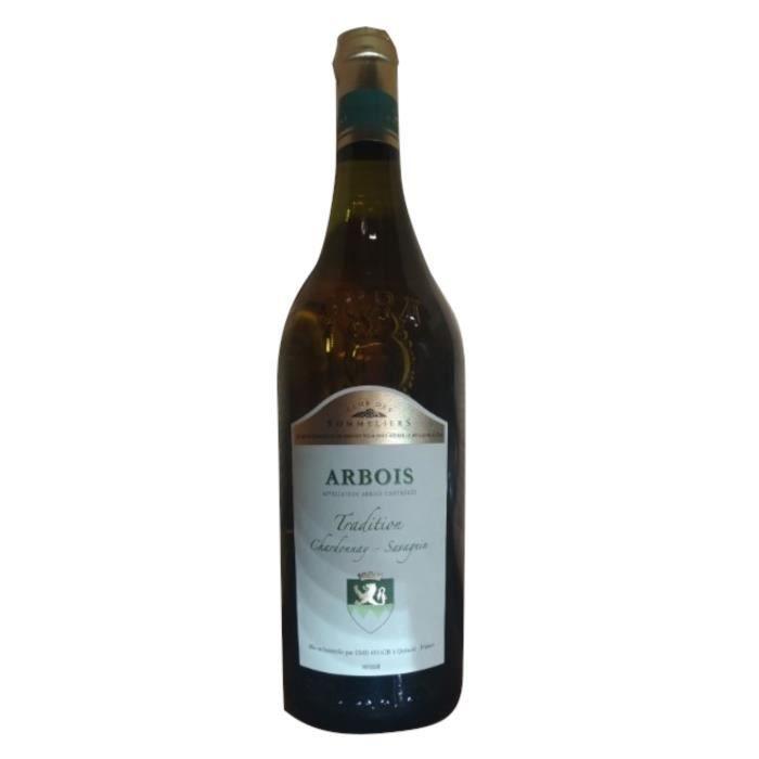 Club des Sommeliers Arbois Tradition - Vin blanc du Jura