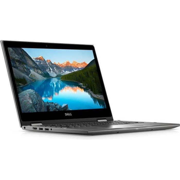 Ordinateur Portable - DELL Inspiron 13-5379 - 13 pouces FHD - Core i7-8550U - RAM 16Go - 512Go SSD - Intel HD Graphics - Windows 10