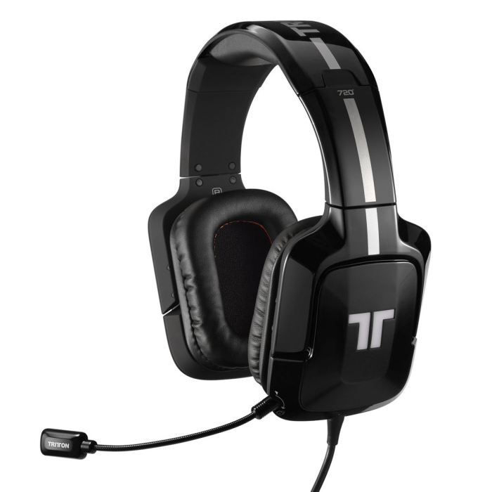 Tritton 720 Plus Black PS4-PS3-XBOX 360-PC-MAC