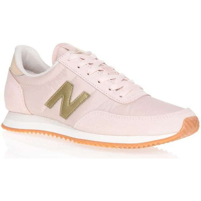 NEW BALANCE Baskets Rose Femme