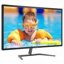 PHILIPS 323E7QDAB/00 - Ecran d'ordinateur FHD - 32 pouces - Dalle IPS 5ms - HDMI/VGA - Flicker free
