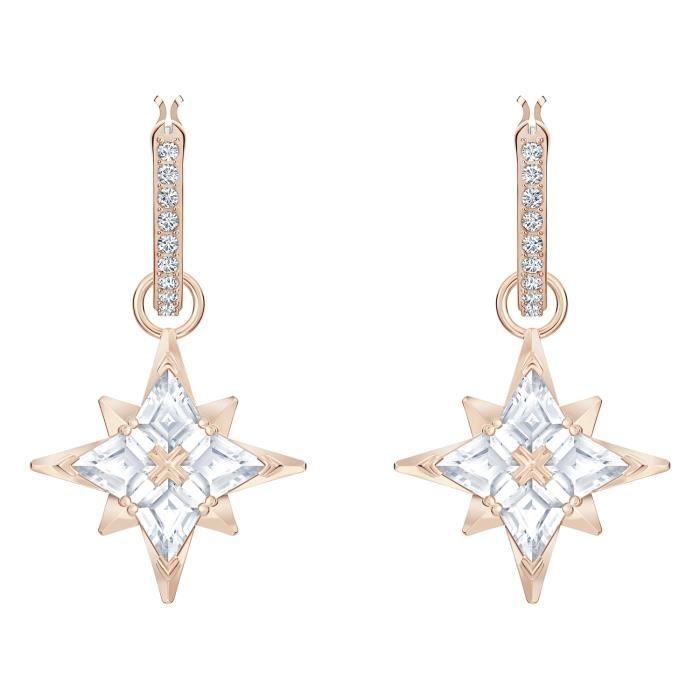 Boucle D Oreille - SWAROVSKI - Boucles d'oreilles Swarovki Symbolic Mini Star