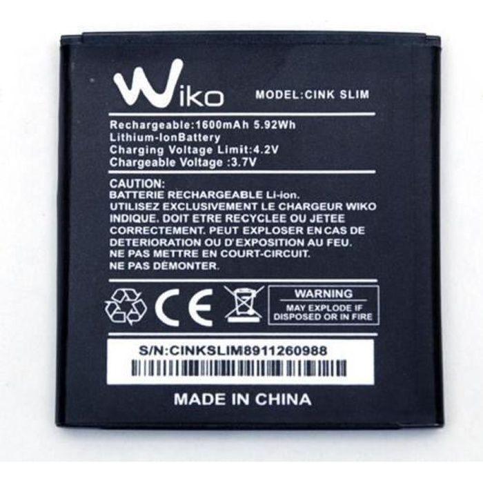 Batterie Wiko Cink Slim