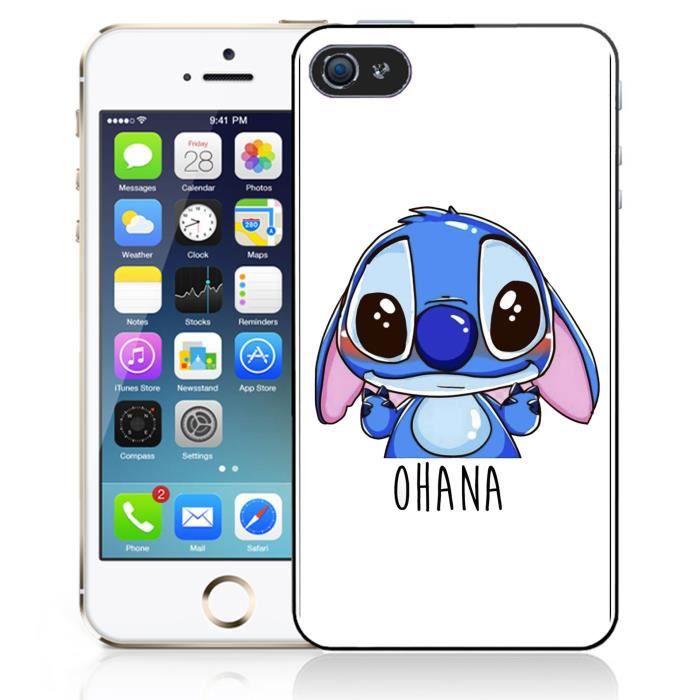 Coque iPhone 5C Ohana Stitch