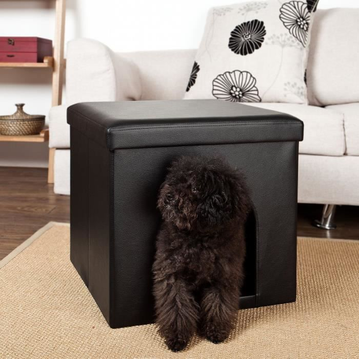 niche pour chien d interieure achat vente corbeille. Black Bedroom Furniture Sets. Home Design Ideas