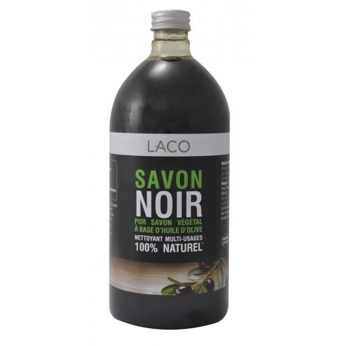 savon noir liquide 1l achat vente nettoyage multi usage pur savon v g tal 100 nat cdiscount. Black Bedroom Furniture Sets. Home Design Ideas