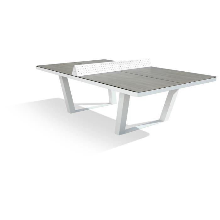 Balia Table De Ping Pong Exterieur Fixe Filet Securi Garden