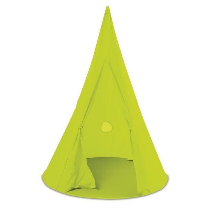my note deco tente tipis pop up vert anis pour enfant transportable achat vente tente tunnel. Black Bedroom Furniture Sets. Home Design Ideas