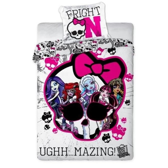 D co chambre monster high d co sphair - Deco chambre monster high ...