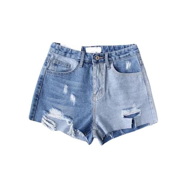 Shorts Jean Femme Regular Fit Short Bermuda